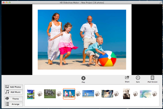 best slideshow maker for mac